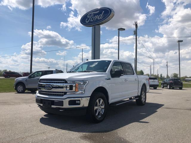 2020 Ford F-150 Vehicle Photo in Owensboro, KY 42303