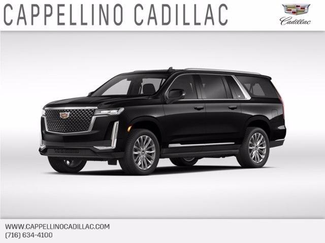 2021 Cadillac Escalade ESV Vehicle Photo in Williamsville, NY 14221