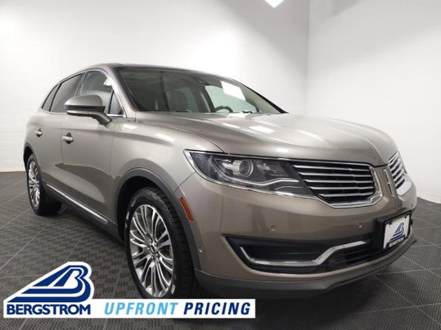 2017 LINCOLN MKX Vehicle Photo in Neenah, WI 54956