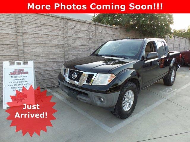 2014 Nissan Frontier Vehicle Photo in San Antonio, TX 78209