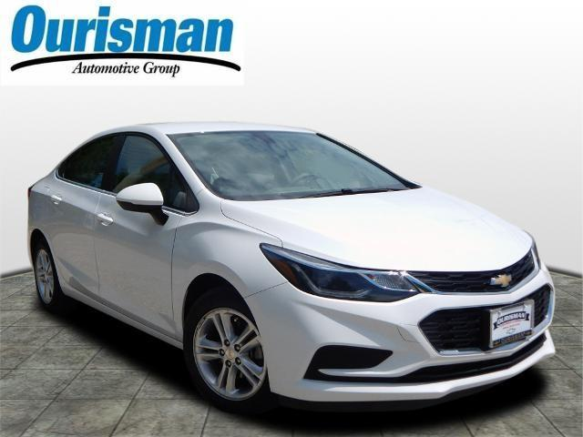 2017 Chevrolet Cruze Vehicle Photo in Bowie, MD 20716
