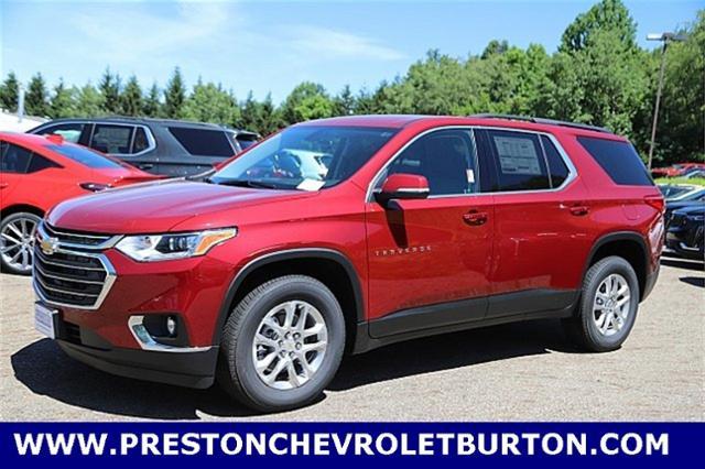 2021 Chevrolet Traverse Vehicle Photo in Burton, OH 44021