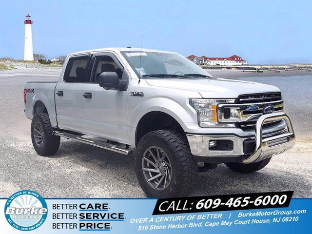 2018 Ford F-150 Vehicle Photo in CAPE MAY COURT HOUSE, NJ 08210-2432