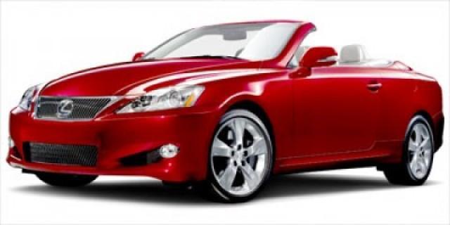 2012 Lexus IS 250C Convertible RWD