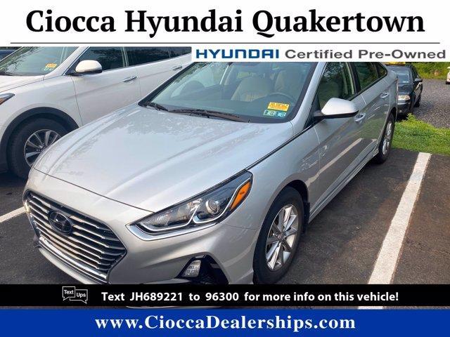2018 Hyundai Sonata Vehicle Photo in Quakertown, PA 18951