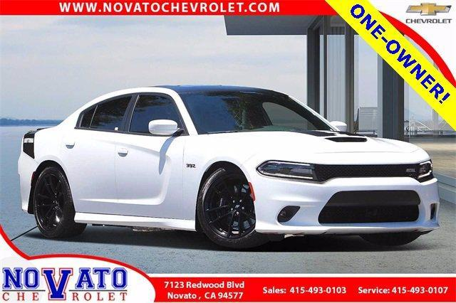 2018 Dodge Charger Vehicle Photo in NOVATO, CA 94945-4102