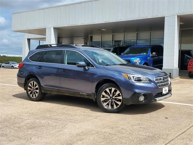 2016 Subaru Outback Vehicle Photo in FORT WORTH, TX 76116-6648