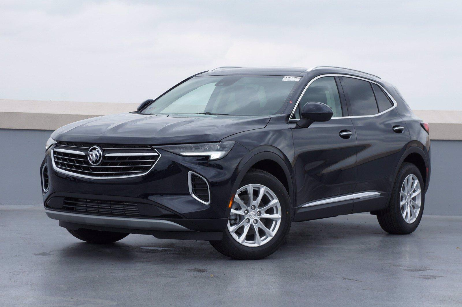 2021 Buick Envision Vehicle Photo in Dallas, TX 75209