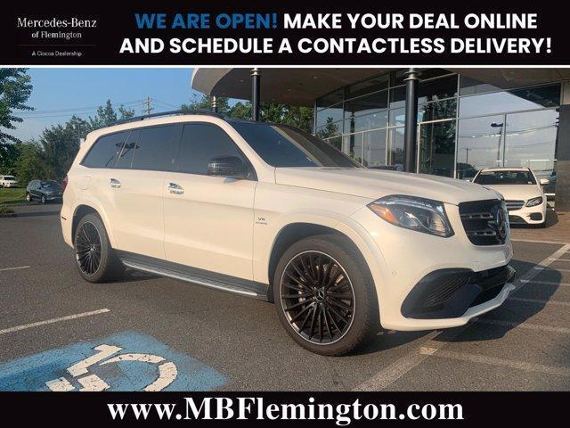 2018 Mercedes-Benz GLS Vehicle Photo in Flemington, NJ 08822