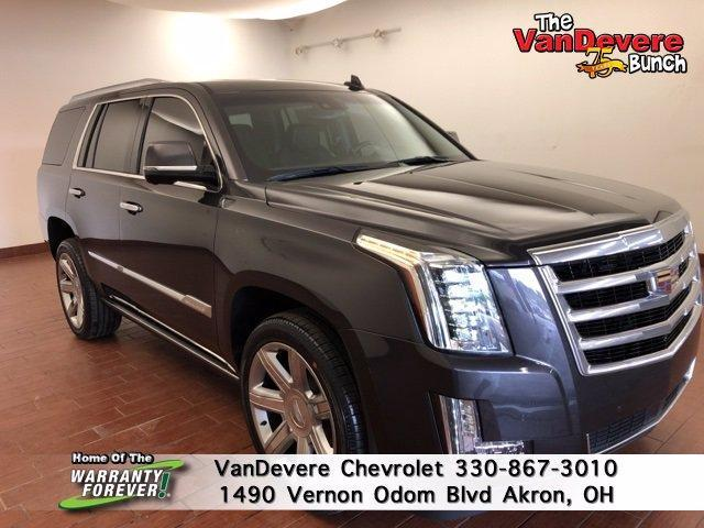 2016 Cadillac Escalade Vehicle Photo in AKRON, OH 44320-4088