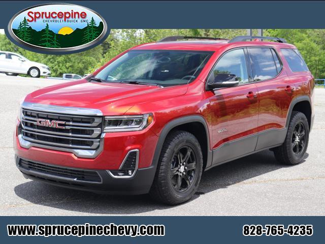 2021 GMC Acadia Vehicle Photo in Spruce Pine, NC 28777