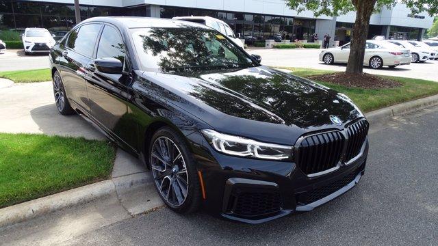 2021 BMW 740i xDrive Vehicle Photo in Charlotte, NC 28212