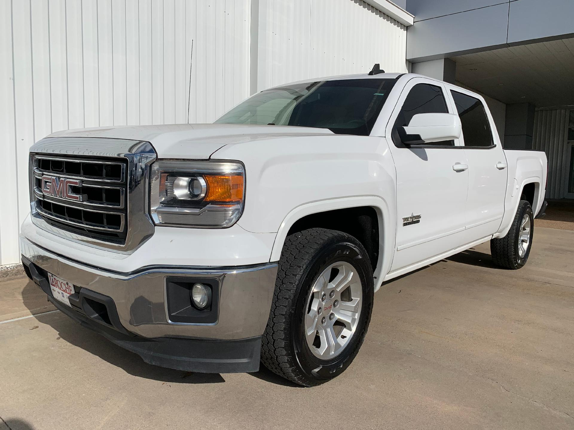 2015 Gmc Sierra 1500 For Sale In Brenham 3gtp1uec0fg182521 Laroche Cadillac