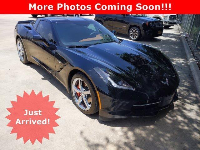 2014 Chevrolet Corvette Stingray Vehicle Photo in SELMA, TX 78154-1460