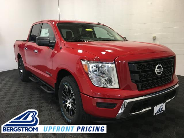 2021 Nissan Titan Vehicle Photo in Oshkosh, WI 54904