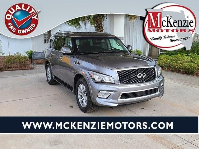 2017 INFINITI QX80 Vehicle Photo in Milton, FL 32570