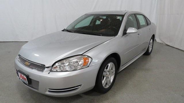 2014 Chevrolet Impala Limited Vehicle Photo in MEDINA, OH 44256-9631