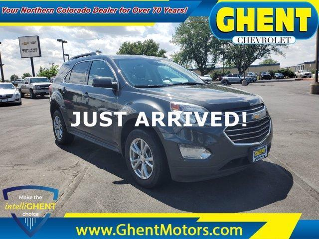 2017 Chevrolet Equinox Vehicle Photo in GREELEY, CO 80634-4125