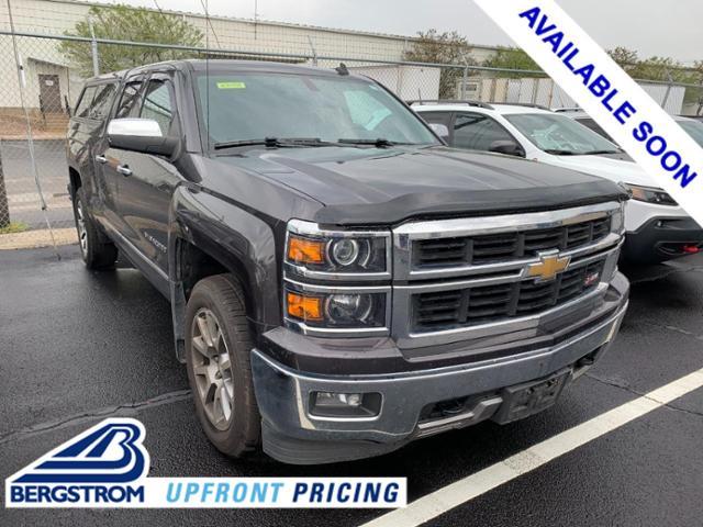 2014 Chevrolet Silverado 1500 Vehicle Photo in APPLETON, WI 54914-4656