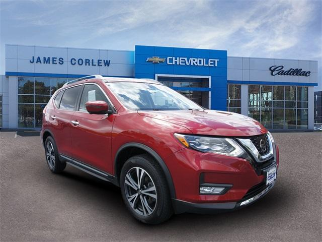 2017 Nissan Rogue Vehicle Photo in Clarksville, TN 37040