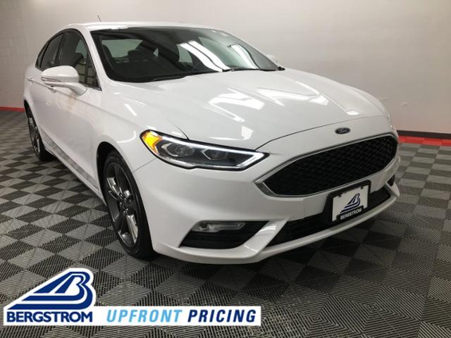 2017 Ford Fusion Vehicle Photo in Appleton, WI 54913