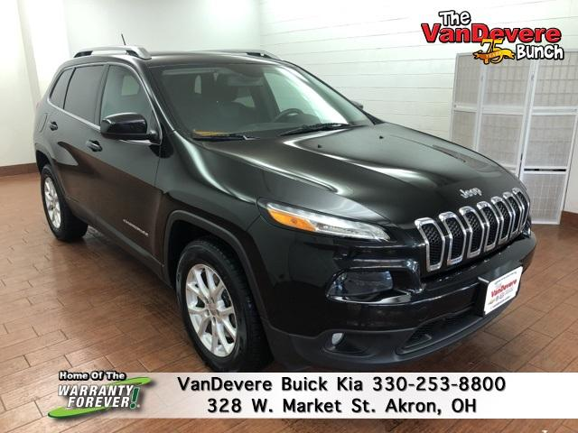 2014 Jeep Cherokee Vehicle Photo in AKRON, OH 44303-2185