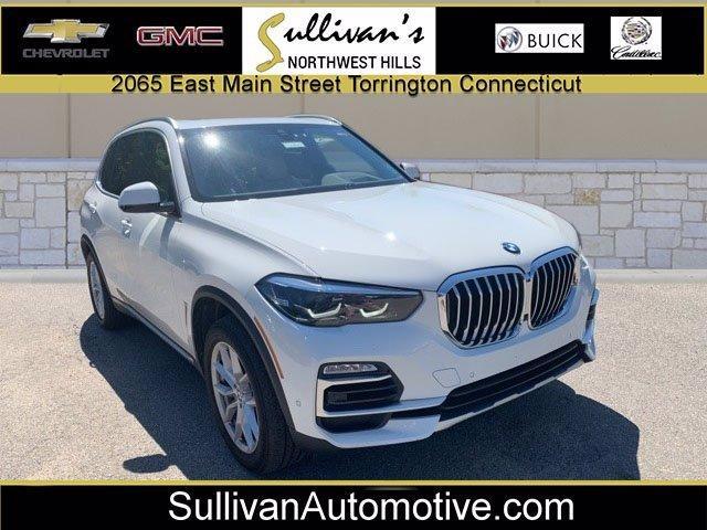 2020 BMW X5 xDrive40i Vehicle Photo in TORRINGTON, CT 06790-3111