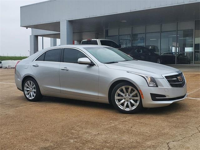 2018 Cadillac ATS Sedan Vehicle Photo in Fort Worth, TX 76116