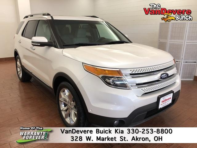 2015 Ford Explorer Vehicle Photo in Akron, OH 44303
