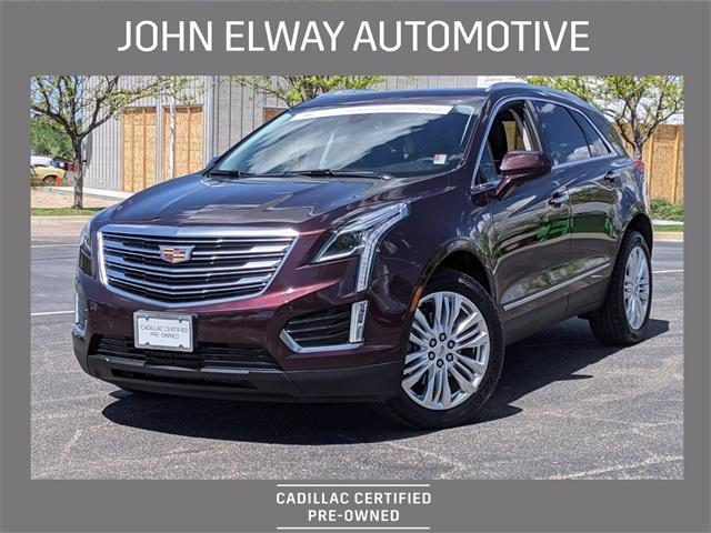 2018 Cadillac XT5 Vehicle Photo in Lone Tree, CO 80124
