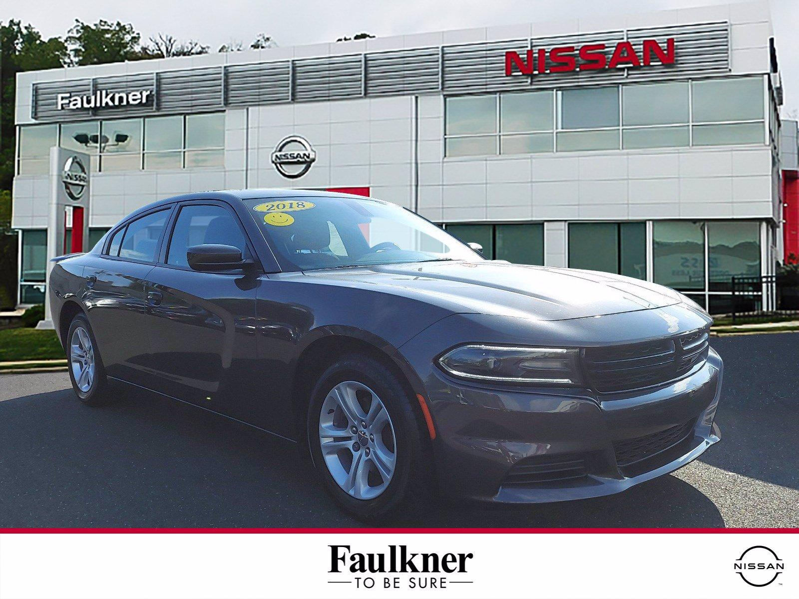 2018 Dodge Charger Vehicle Photo in Jenkintown, PA 19046
