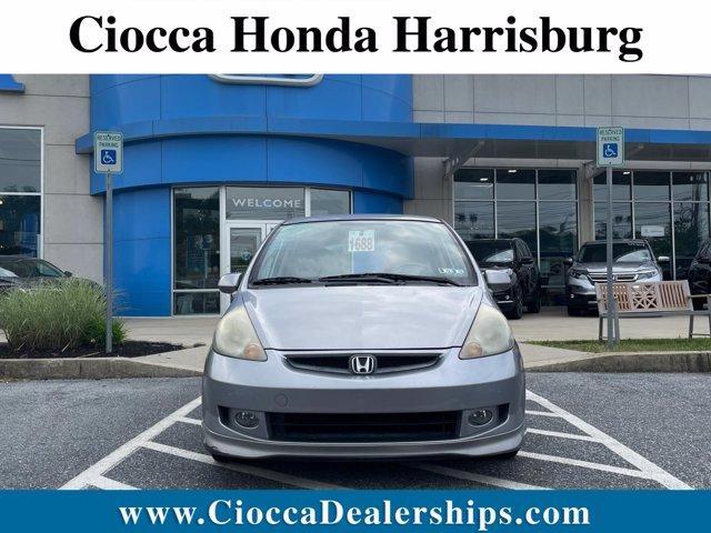 2008 Honda Fit Vehicle Photo in Harrisburg, PA 17112