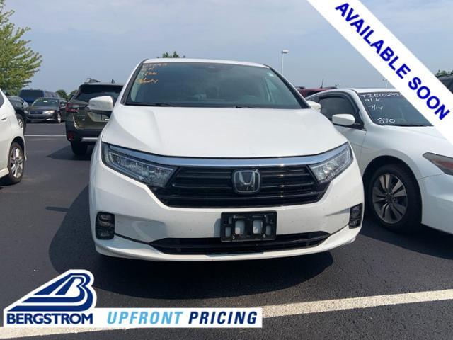 2021 Honda Odyssey Vehicle Photo in Oshkosh, WI 54904