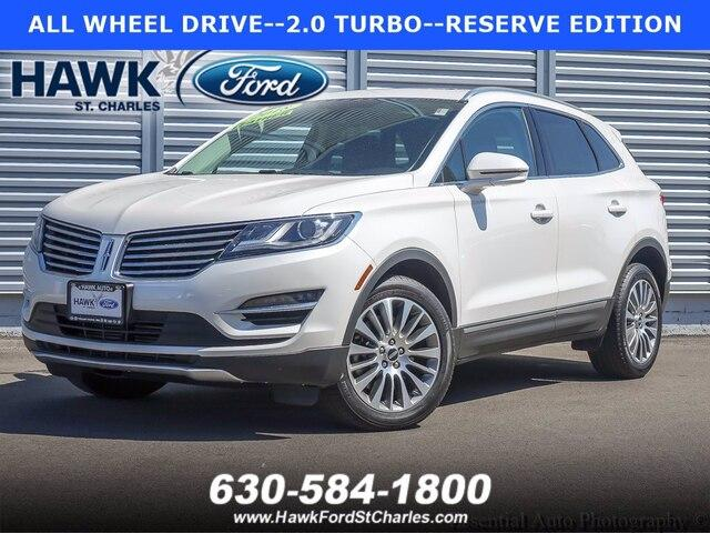 2018 LINCOLN MKC Vehicle Photo in Plainfield, IL 60586