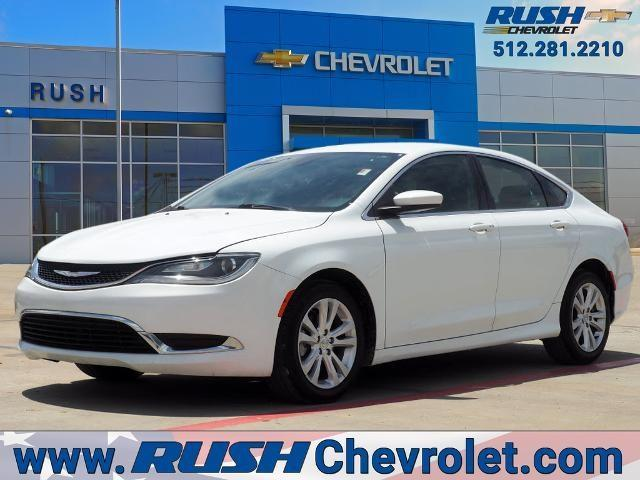 2015 Chrysler 200 Vehicle Photo in Elgin, TX 78621