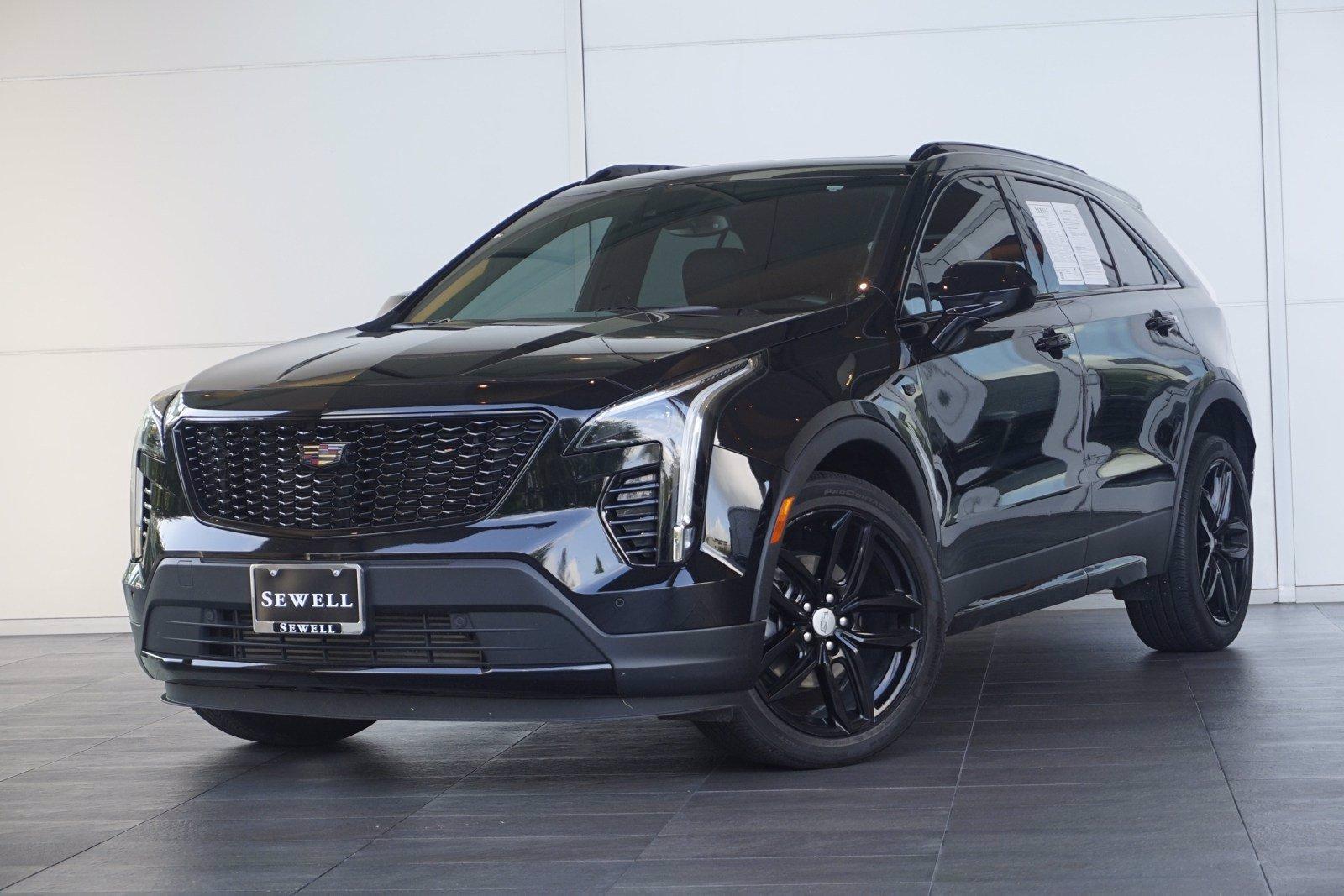 2020 Cadillac XT4 Vehicle Photo in Houston, TX 77079