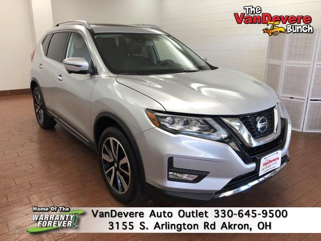 2018 Nissan Rogue Vehicle Photo in Akron, OH 44312
