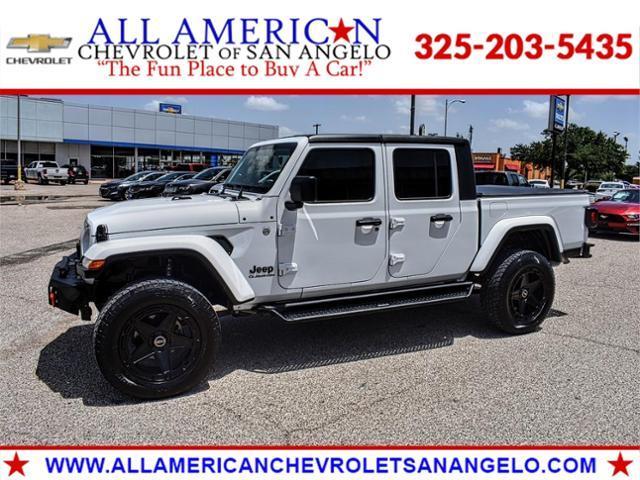 2020 Jeep Gladiator Vehicle Photo in SAN ANGELO, TX 76903-5798