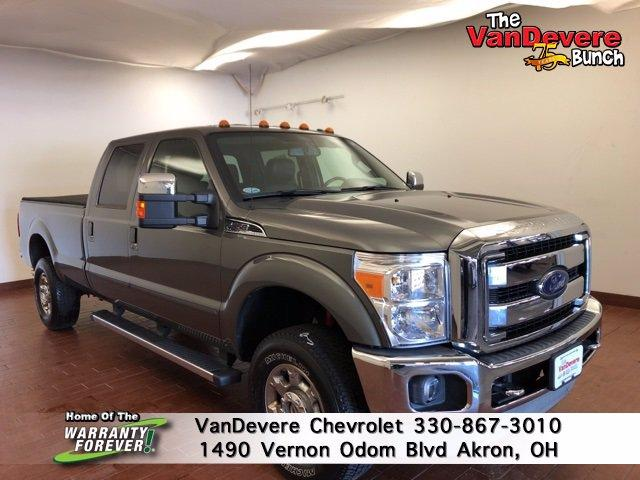 2012 Ford Super Duty F-350 SRW Vehicle Photo in AKRON, OH 44320-4088