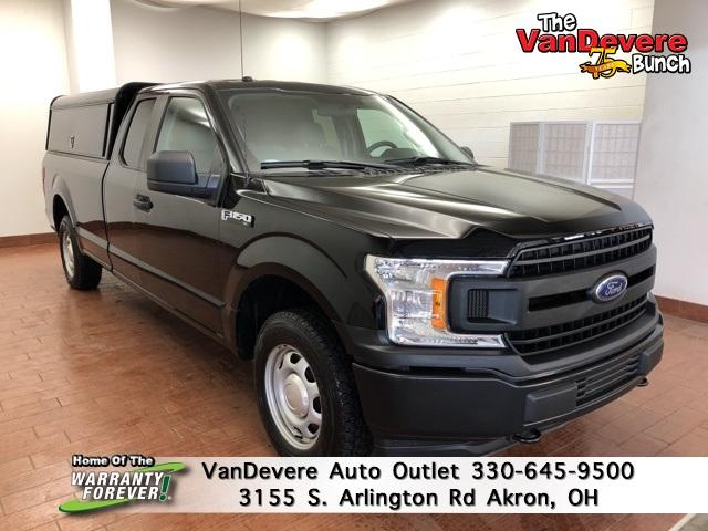 2018 Ford F-150 Vehicle Photo in Akron, OH 44312