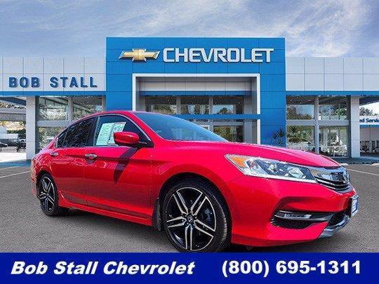2017 Honda Accord Sedan Vehicle Photo in La Mesa, CA 91942