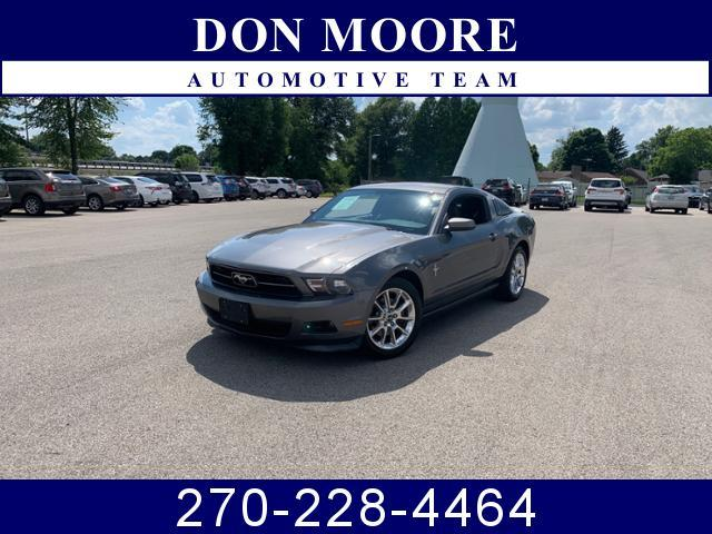 2011 Ford Mustang Vehicle Photo in Owensboro, KY 42303