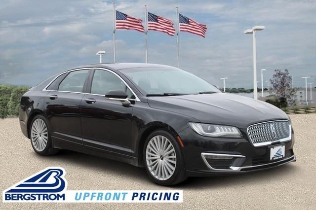 2017 LINCOLN MKZ Vehicle Photo in MADISON, WI 53713-3220