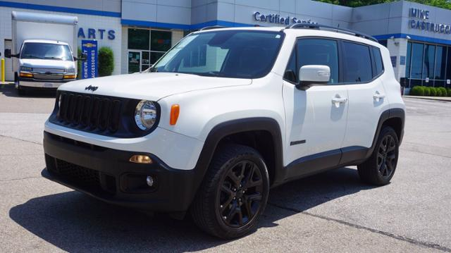 2018 Jeep Renegade Vehicle Photo in MILFORD, OH 45150-1684