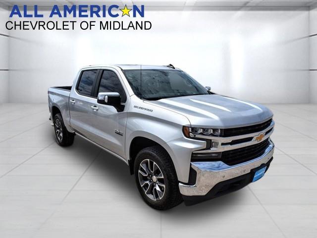 2019 Chevrolet Silverado 1500 Vehicle Photo in Midland, TX 79703