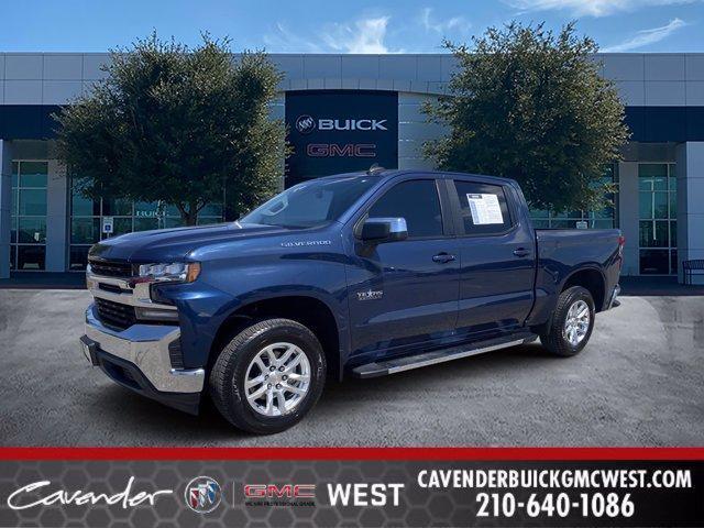 2020 Chevrolet Silverado 1500 Vehicle Photo in San Antonio, TX 78254