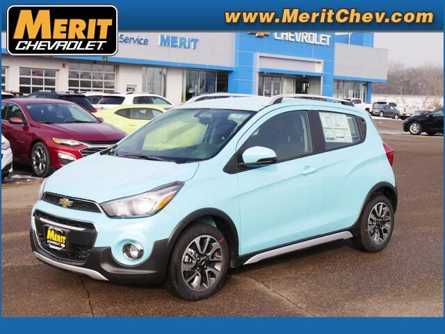 2021 Chevrolet Spark Vehicle Photo in Maplewood, MN 55119