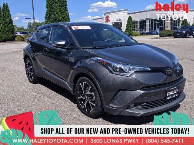 2018 Toyota C-HR Vehicle Photo in Midlothian, VA 23112