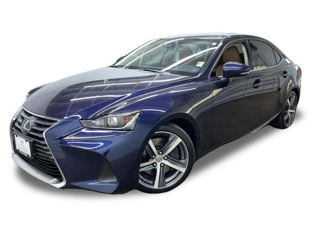 2017 Lexus IS 300 Vehicle Photo in PORTLAND, OR 97225-3518