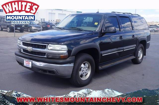 2002 Chevrolet Suburban Vehicle Photo in Casper, WY 82609